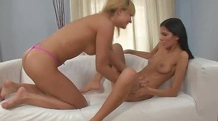 Blond-Brunette Bliss233