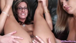 Milf exposure part 3