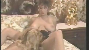 Vintage Christy Canyon scene