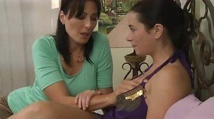 Hardcore lesbian seduction videos