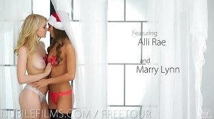 Nubile Films - Holiday threesome surprise