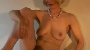 Old English Pussy - Mature sex video